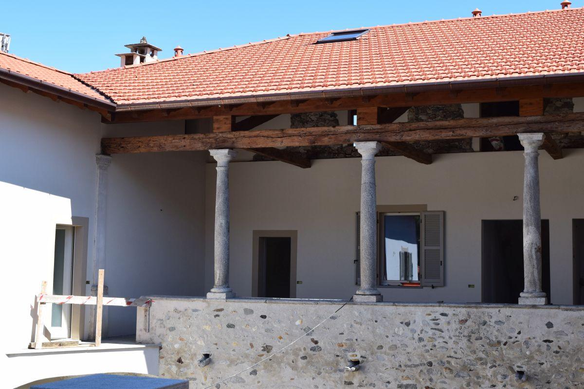 Appartamenti in ristrutturazione di prestigio a Porto Valtravaglia 13