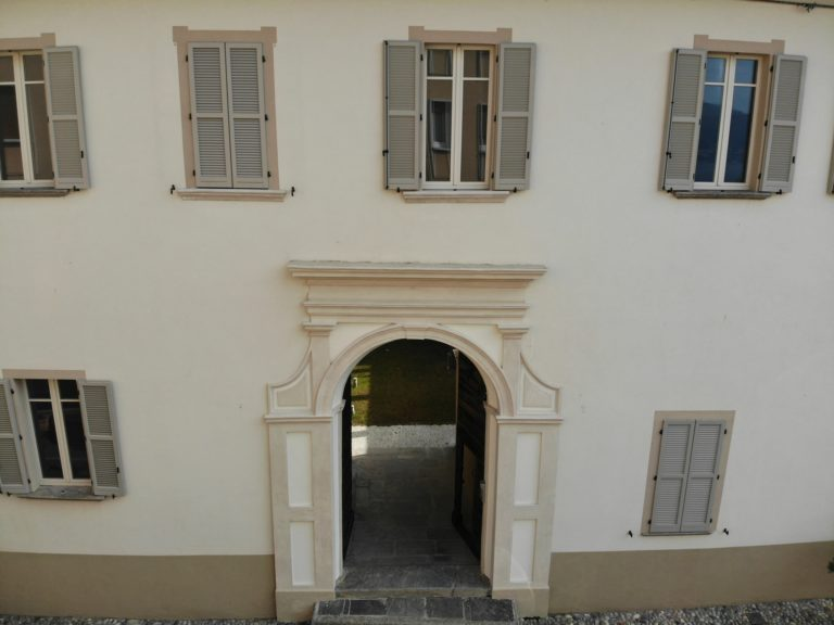 ingresso Palazzo Melli