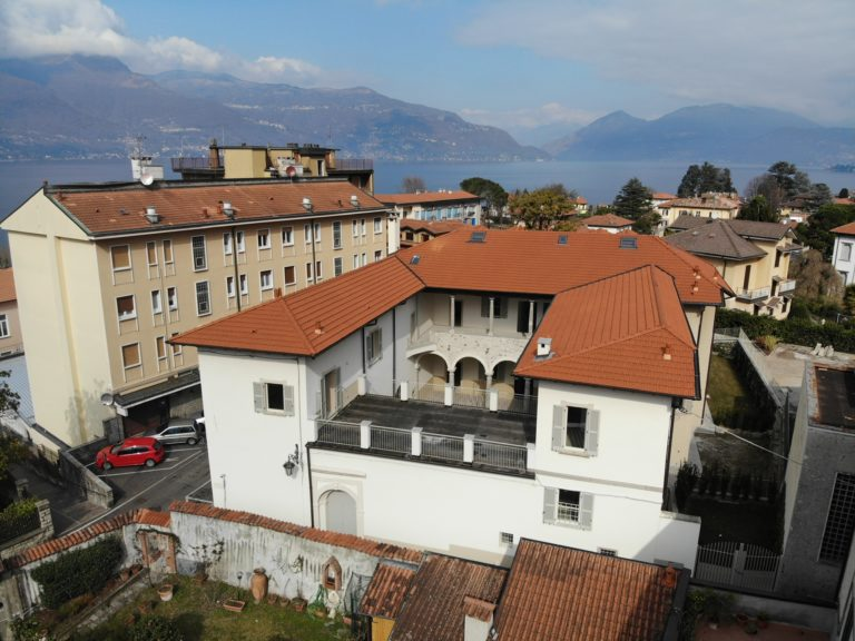 panoramica Palazzo Melli